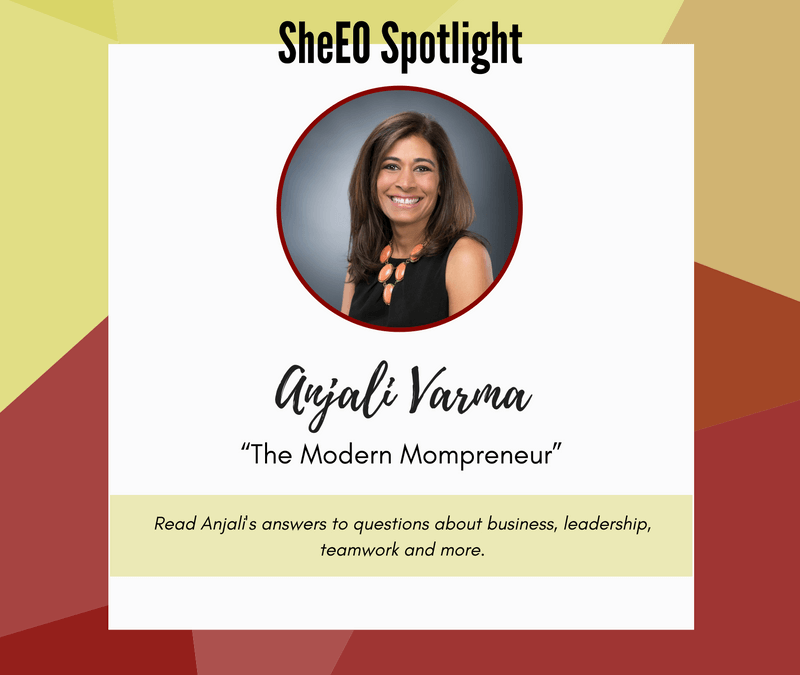 SheEO Spotlight – Anjali Varma