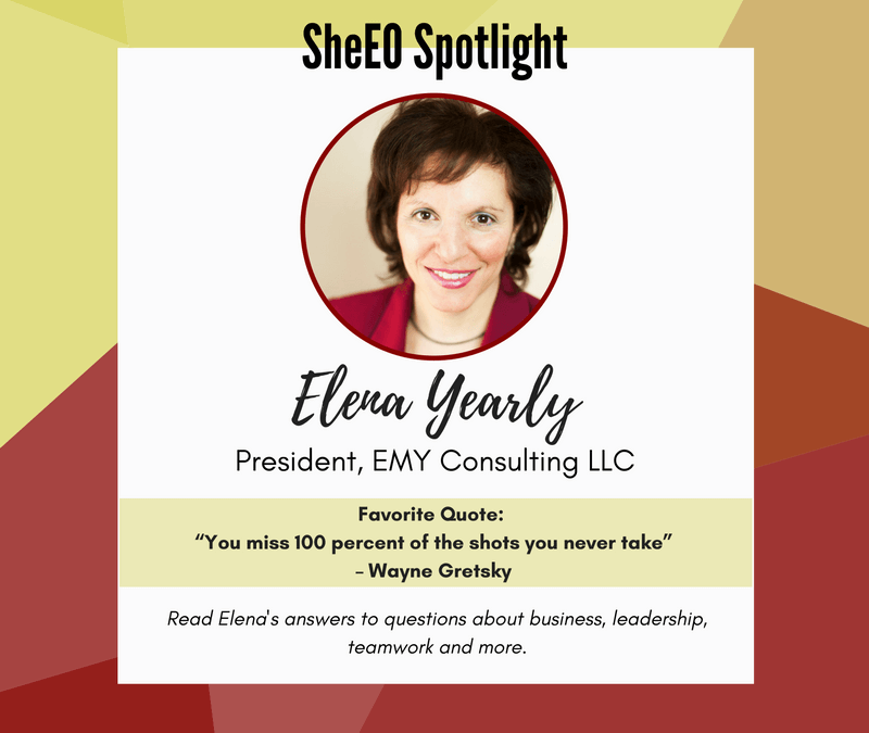 SheEO Spotlight – Elena Yearly