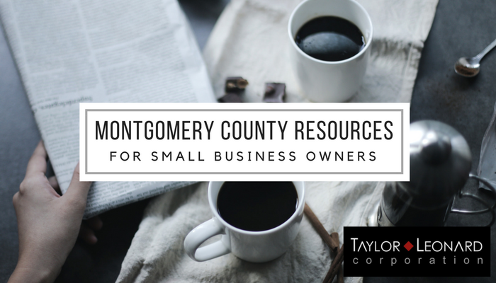 Montgomery County Small Business Resources
